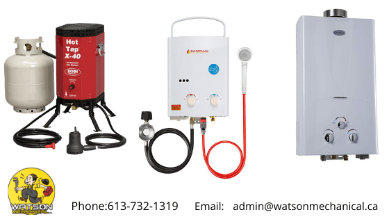 Water Heater Propane Services in Pembroke And Petawawa